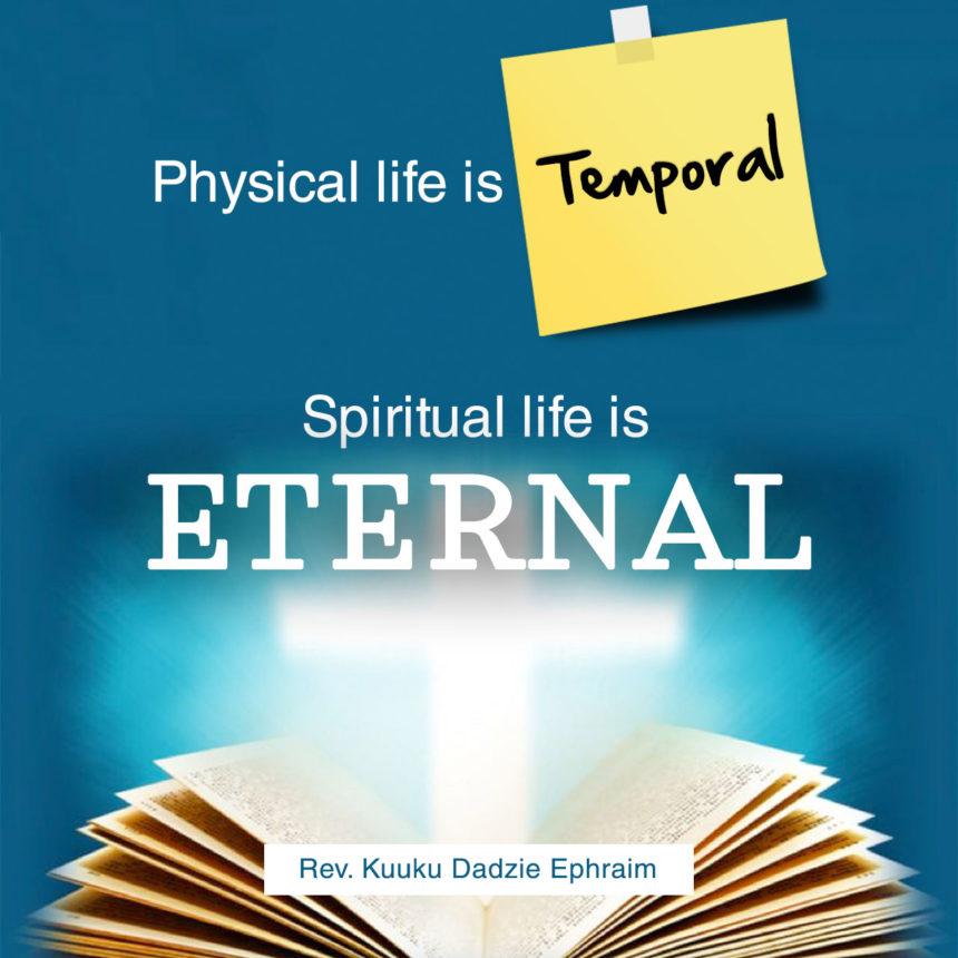 Spiritual Life Matters